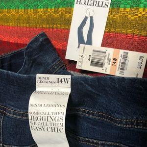 NEW Blue Denim Jeans/Leggings 👖